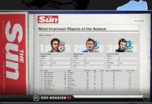 FIFA Manager 08 - FIFA Manager 08 PC Demo Screenshot 4:Screenshot 4