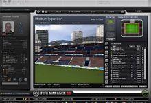 FIFA Manager 08 - FIFA Manager 08 PC Demo Screenshot 2:Screenshot 2