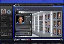 FIFA Manager 08 - FIFA Manager 08 PC Demo Screenshot 1:Screenshot 1