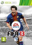FIFA 13 Xbox 360 Cover Art
