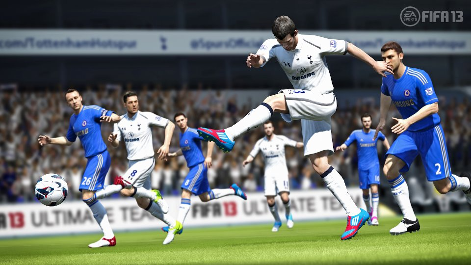 EA SPORTS Joins Tottenham Hotspur FC