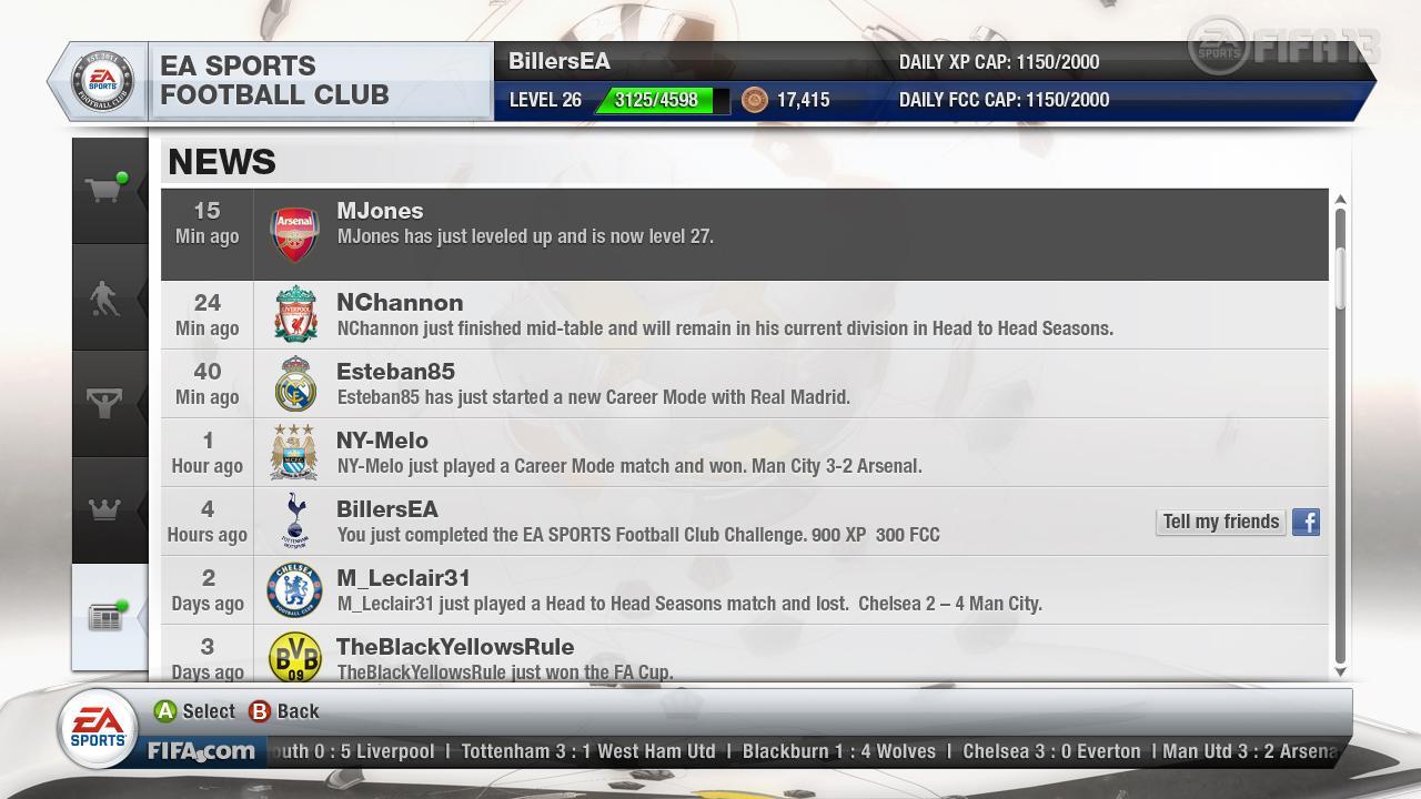 CLUBIC 13 DEMO TÉLÉCHARGER FIFA GRATUIT