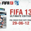 FIFA 13 Pre-Order Offers