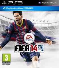 FIFA 14 | Global  PS3 Packshot