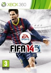 FIFA 14 | Global  Xbox 360 Packshot
