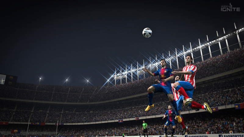 Barca Header on Next Gen