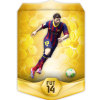 FIFA 14 Ultimate Team | Gold Pack