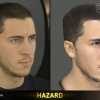 FIFA 15 Head Scan | Hazard