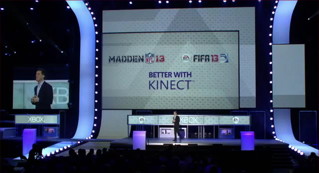 FIFA 13 | Better With Kinect