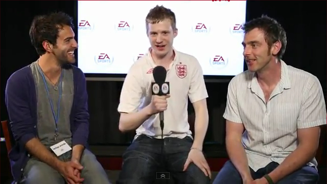 Chris Trout's E3 FIFA 13 Interview