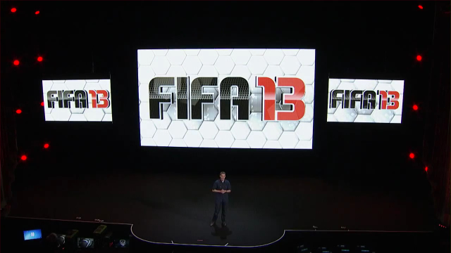 E3 FIFA 13 Press Conference