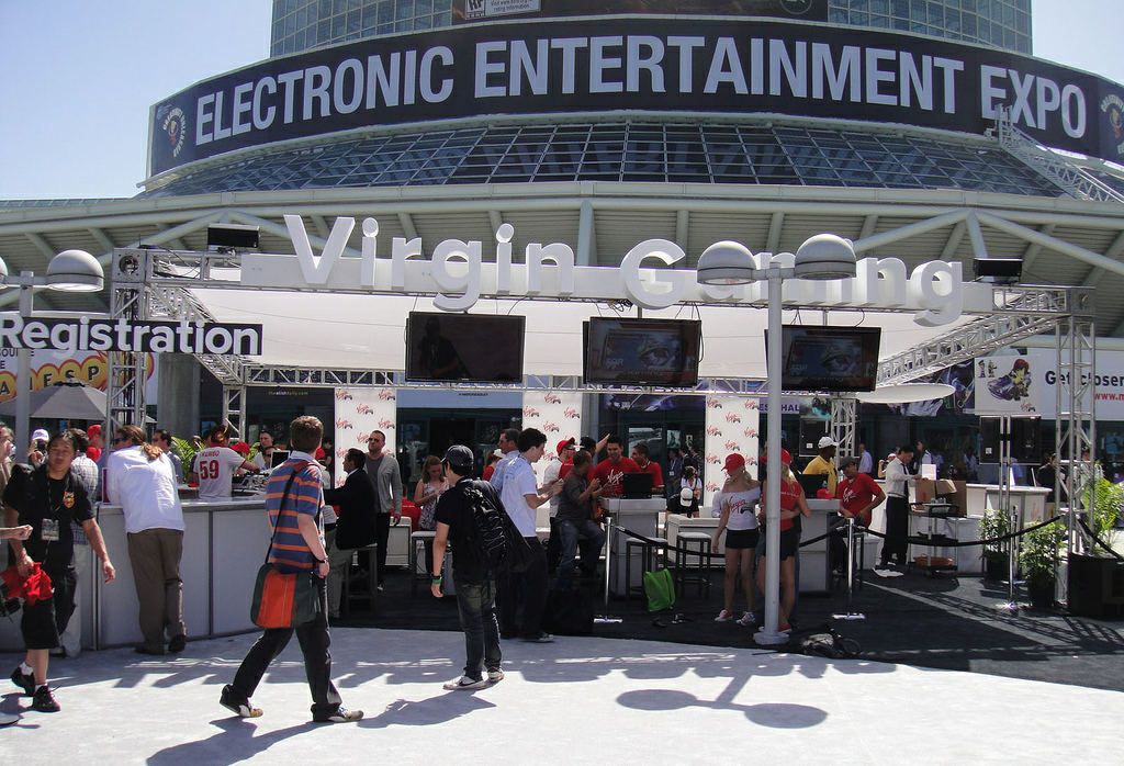 E3 is the world's premier trade show for computer and video games and related products.