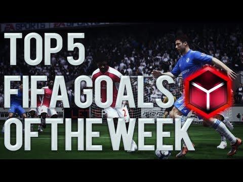 Yeousch Sports Top 5 Goals of the Week