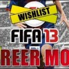 DSG's FIFA 13 Career Mode Wishlist