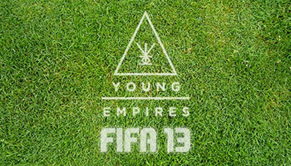 Will be featured in the FIFA 13 soundtrack