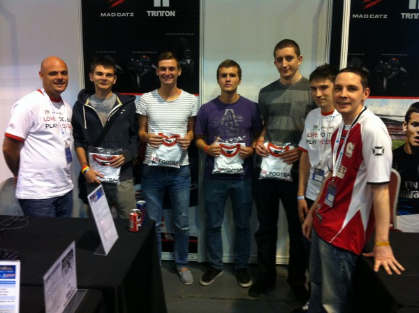 Always Late FC | Winners of the FIFA 12 Pro Clubs Pilot at insomnia46