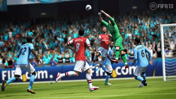 EA SPORTS Football Club Match Day that will drive the deepest and most meaningful connection yet between a videogame and the real world of sport ever achieved.