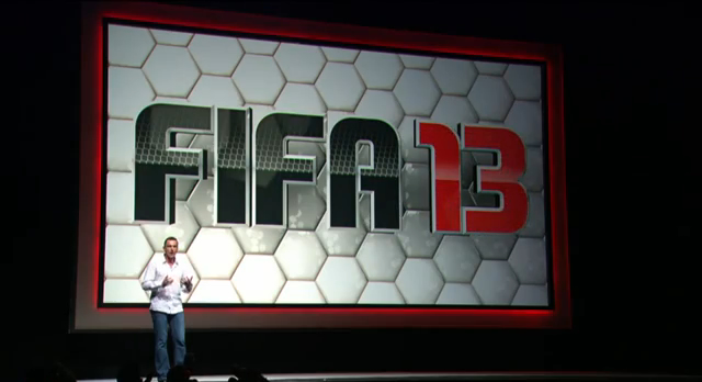 gamescom FIFA 13 Press Conference with David Rutter