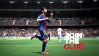 Join the FIFA 13 Club