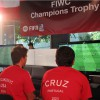 Four previous winners of the FIFA Interactive World Cup came together to compete for the first-ever FIWC Champions Trophy on the new EA Sports FIFA 13 game.