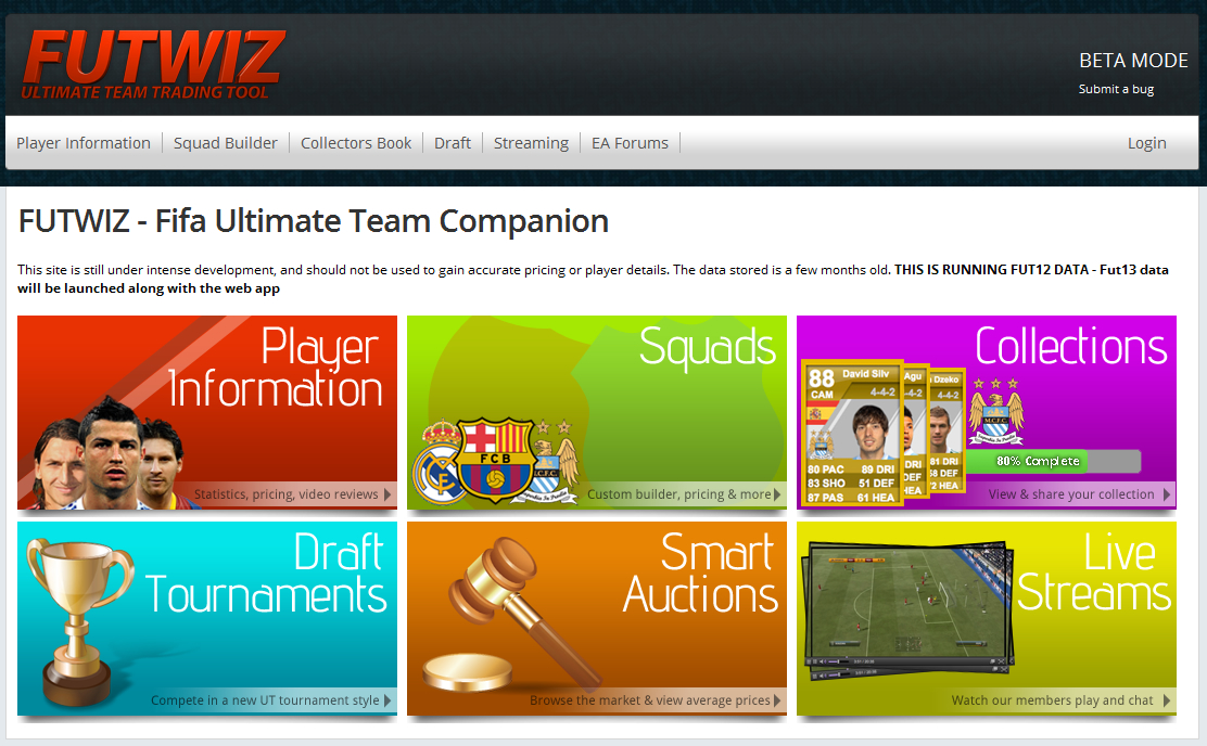 A handy companion to make your Ultimate Team experience that much better