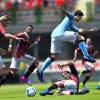 Nasri hurdles an AC Milan challenge