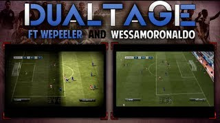 The FIFA 12 season is coming to an end so I asked my boy wessamoronaldo to send me some goals for a dualtage. Worked a little extra on this edit syncing everything to the music. Leave a like if you enjoyed the video and don't forget to sub my friend, wessamoronaldo.