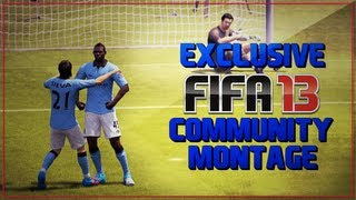 All goals scored at the FIFA 13 Community Event at Guildford, England.