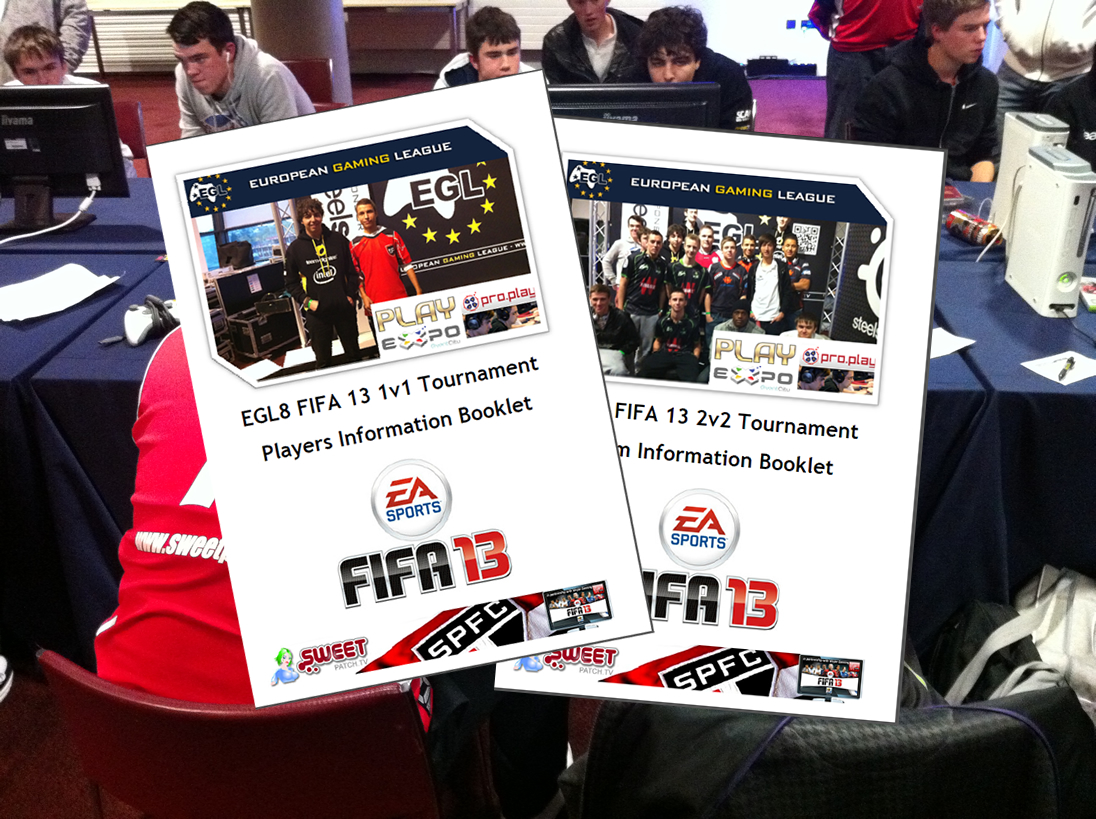 Get your EGL8 Player and Team Information Booklets