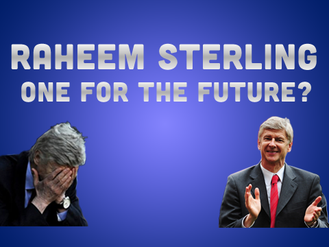 One for the future - Raheem Sterling YT Banner
