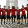 Finalists at the FIFA Interactive World Cup 2012 in Dubai