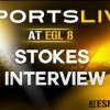 EGL 8 eNigma Stokes Fifa Interview with Dave from Sweetpatch.tv