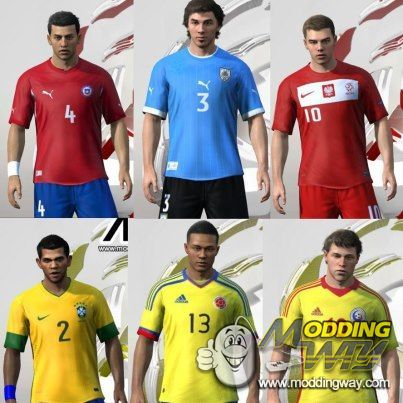 Moddingway.com's ultimate FIFA 13 add-on for the PC