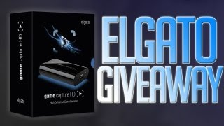 El Gato has been kind enough to send me another Game Capture HD to giveaway, so be sure to enter!