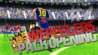 Check out ALL Wepeelerz FIFA 13 pack openings!