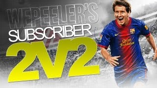 Wepeeler plans on doing a 2v2 series with a subscriber but it may turn into open lobby MAYHEM. Either way it is cool with us.