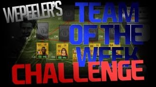 Wepeeler does this every week, as the TotWs get released and new challenges come forward.