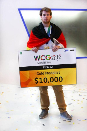 Kai 'deto' Wollin is the World Cyber Games 2012 Champion and retains his 2011 title