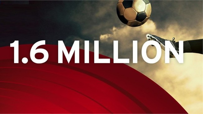 The FIFA Interactive World Cup 2013 is only three seasons in and it's already eclipsing previous editions' records. Over 1.6 million participants have registered for the 2013 edition, making it the most popular edition in FIWC history, and we aren't even at the halfway point yet!