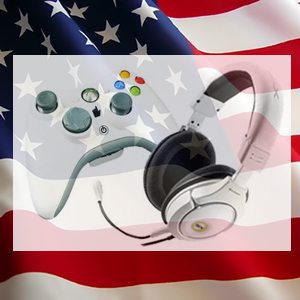 All the latest available gaming accessories in the US Shop.