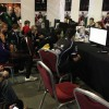 Action from the i47 Multiplay 1v1 FIFA 13 Pro Cup