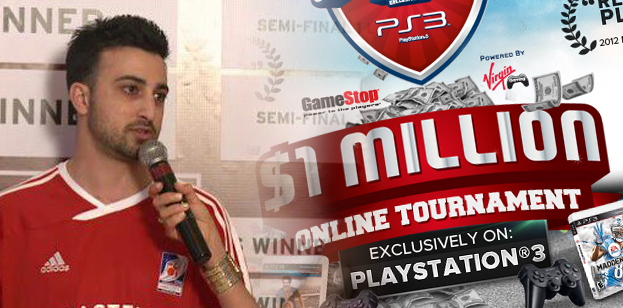 Team Sweetpatch TV player Giuseppe Guastella is featured in Virgin Gaming's VG Profile