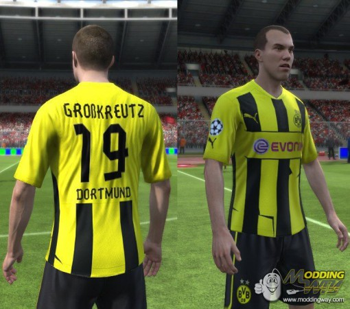 ModdingWay's FIFA 13 Mod has been updated