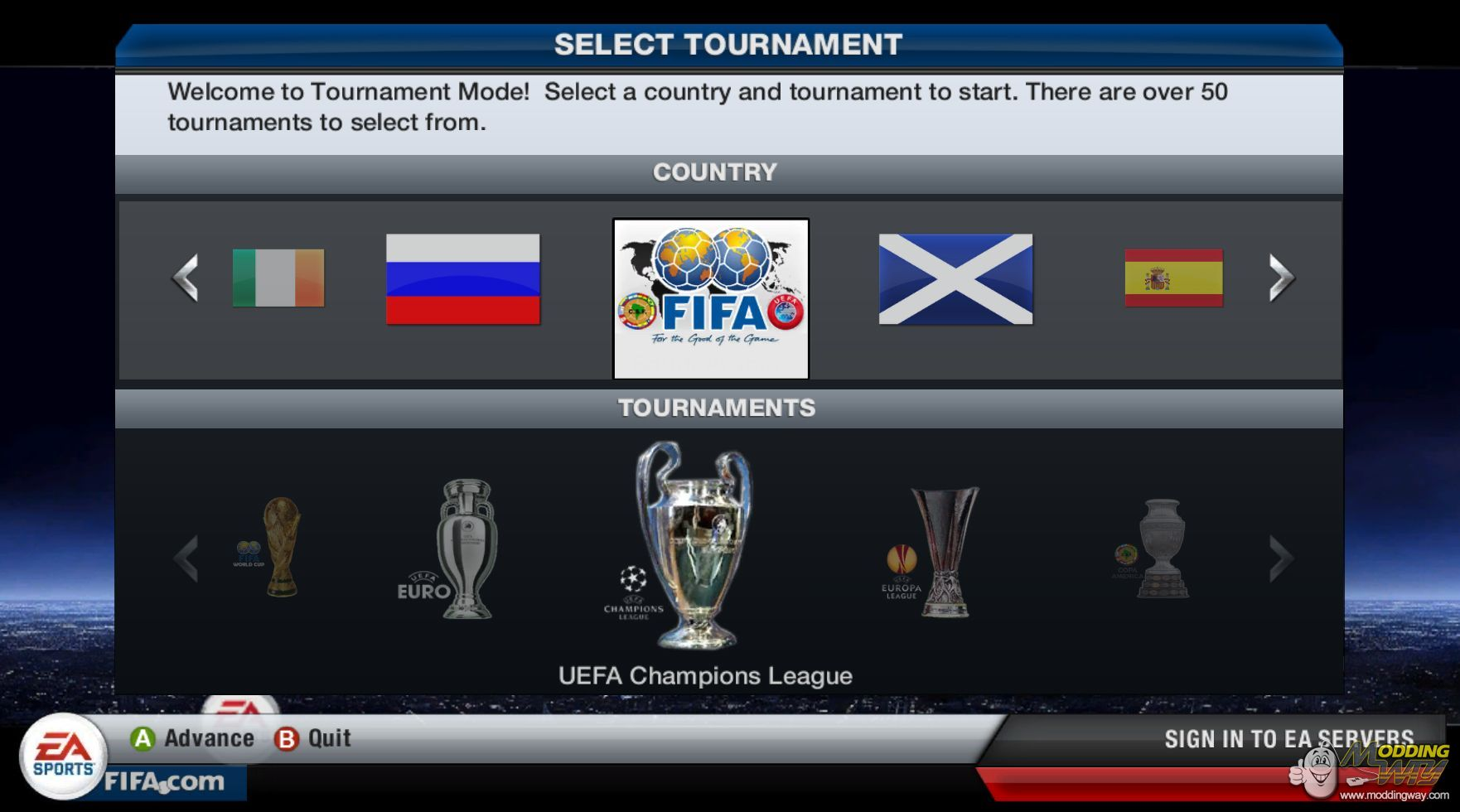 Fifa 13 + moddingway [v 2. 2. 5] (2012) pc | repack sport игры.