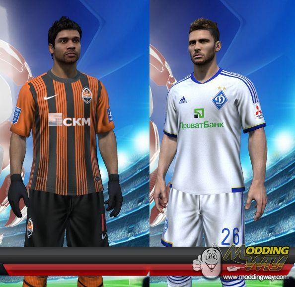 FIFA 13 ModdingWay Mod Version 1.5.0
