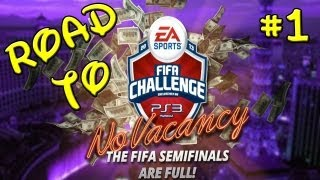 FIFA 13 - ROAD TO VEGAS - EA Challenge Series for $400,000 Powered by Virgin Gaming