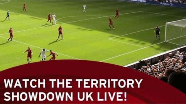 Watch the FIFA Interactive World Cup UK Territory Showdowns Live