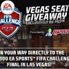 Win your way directly to the $400,000 FIFA Challenge Final in Vegas with Sweetpatch TV