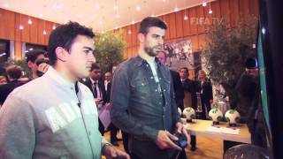 Follow two-time FIFA Interactive World Cup Champion Alfonso Ramos as he meets the biggest stars in the game - teaching Gerard Pique and Lionel Messi a thing or two along the way - and is welcomed at the 2012 FIFA Ballon d'Or Gala.