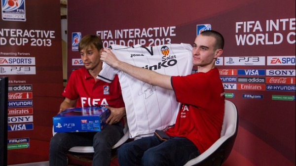 Maximo Ibanez secured his first ever seat at a FIFA Interactive World Cup Grand Final with victory in the Spain Territory Showdown held on 4 April at the Mestalla Stadium in Valencia.